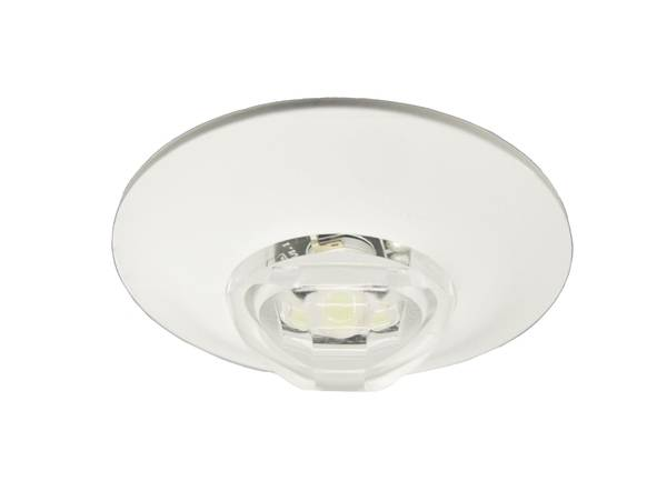 Emergency fittings uk only recessed led emergency luminaire co suitable for corridor applications mozeypictures Image collections
