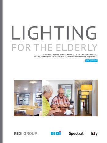 Lighting for the elderly