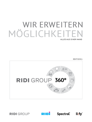 RIDI Group 360°