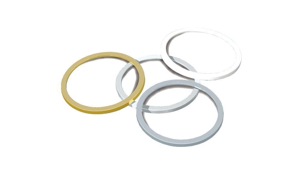 DR150-DR-K decorative rings