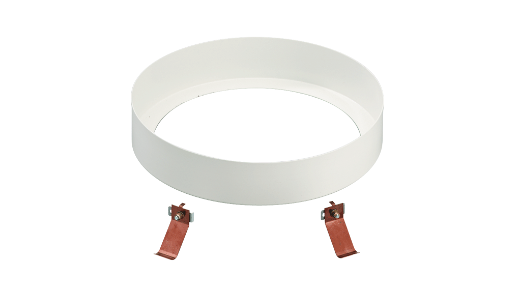 HES EBD 150/... semi-recessed mounting kit