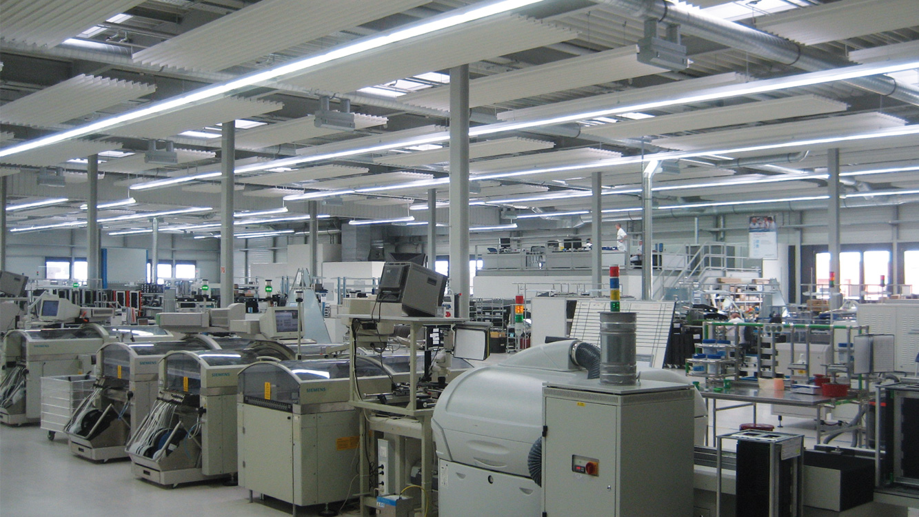 Led Lampen Industrie : Industrie