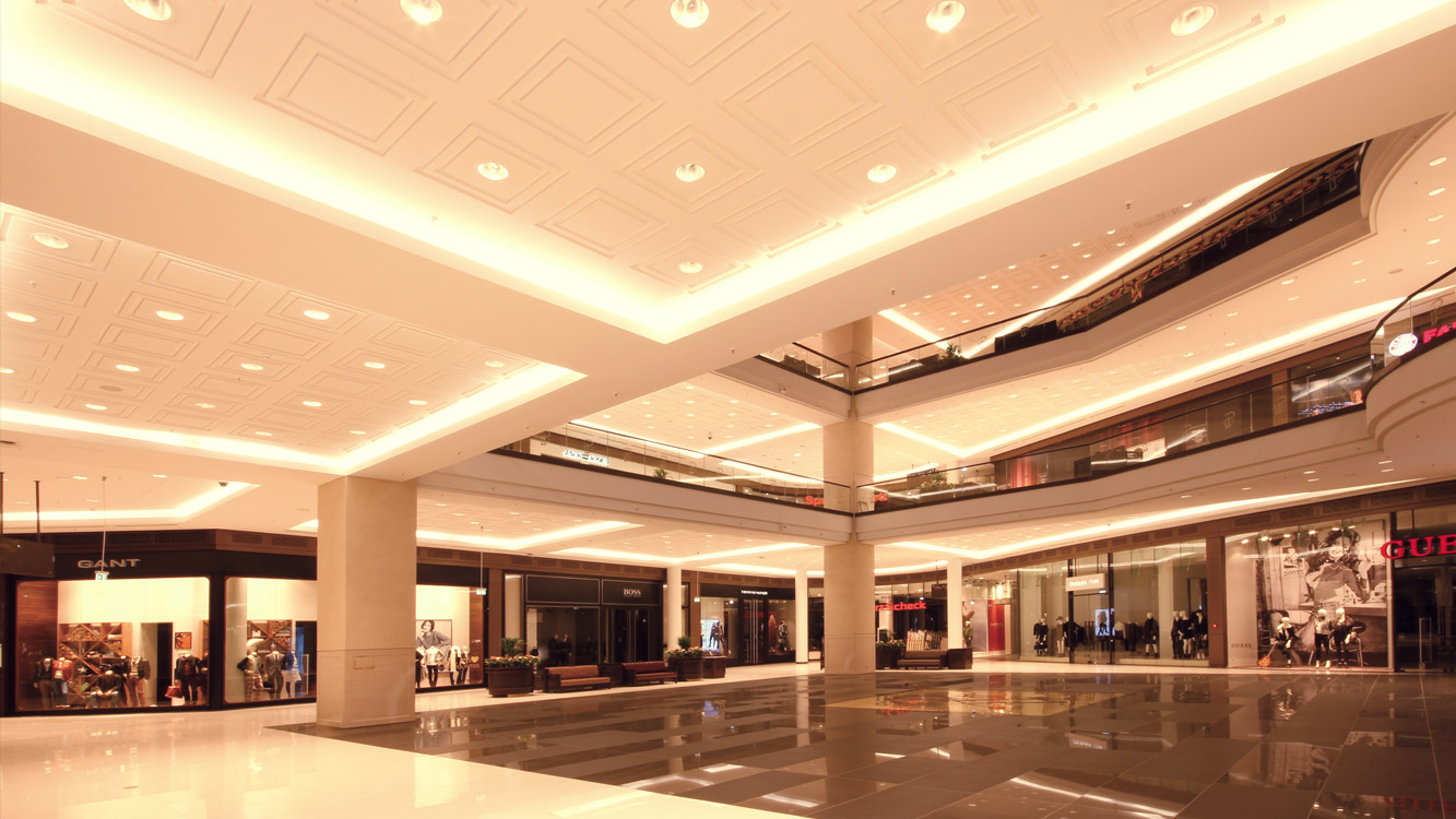 Ridi lighting solutions for shops stores malls more